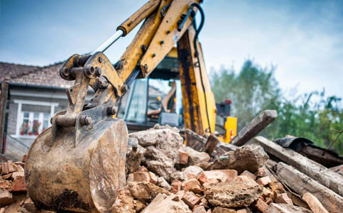 Exterior Demolition Services in Palm Beach County,FL